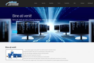 Anthony Web Solutions SRL
